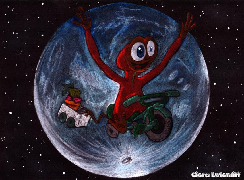 E.T. by Jodylinn
